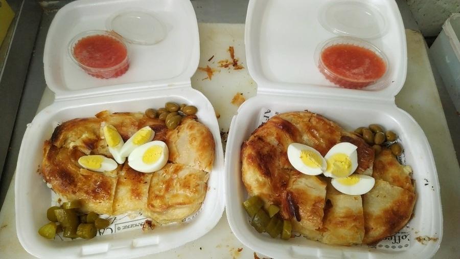 בורקסטופ  צביקה טוכטרמן - ארוחת בוקר מיוחדת בדרום