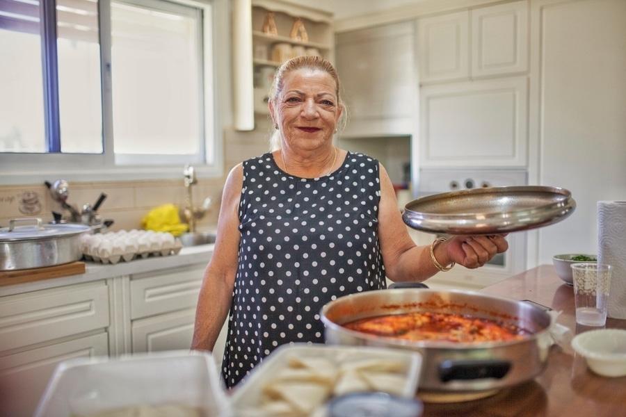 אוכל מטבח ביתי - מה אוכלים באזור הר הנגב?
