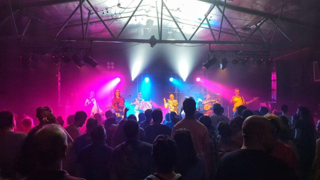 להקת טיפקס בפסטיבל אינטימדבר קרדיט גלי גבאי