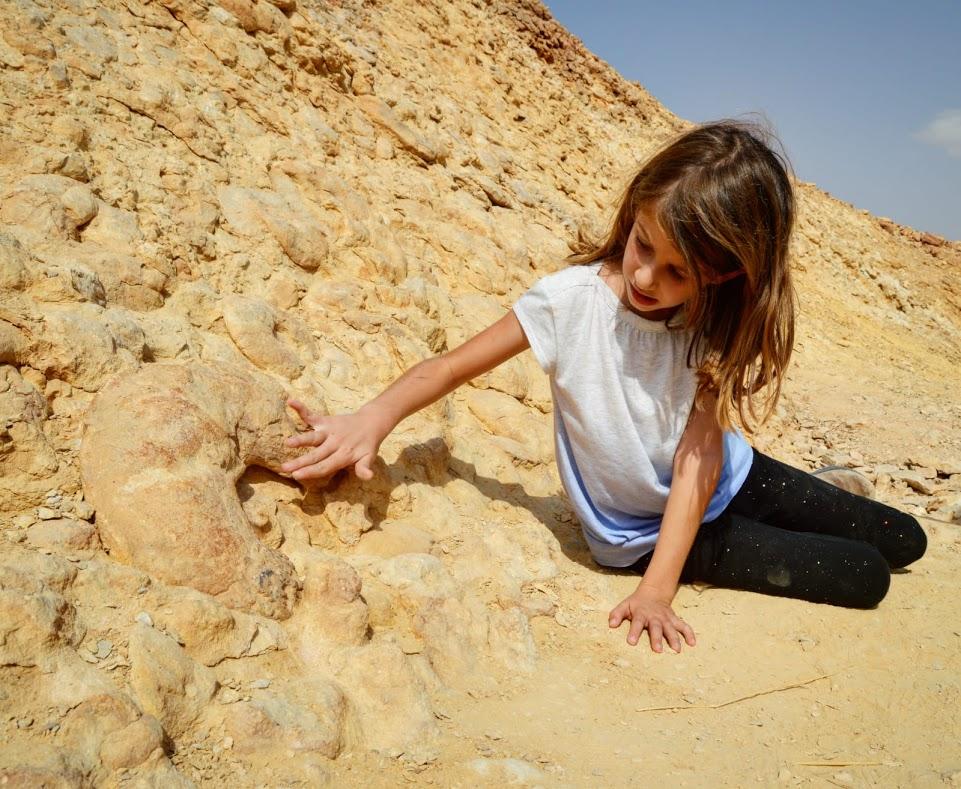 טיולי משפחות בהר הנגב. לנצור רגעים וזכרונות של ביחד! צילום: דנה אבי